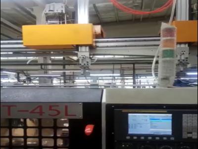 轴类零件外圆磨床机械手