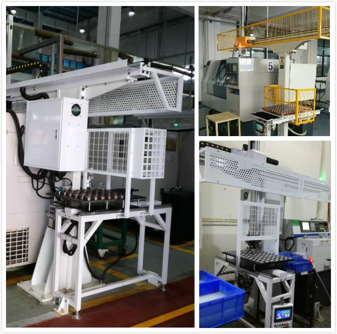 单机桁架机械手案例图片