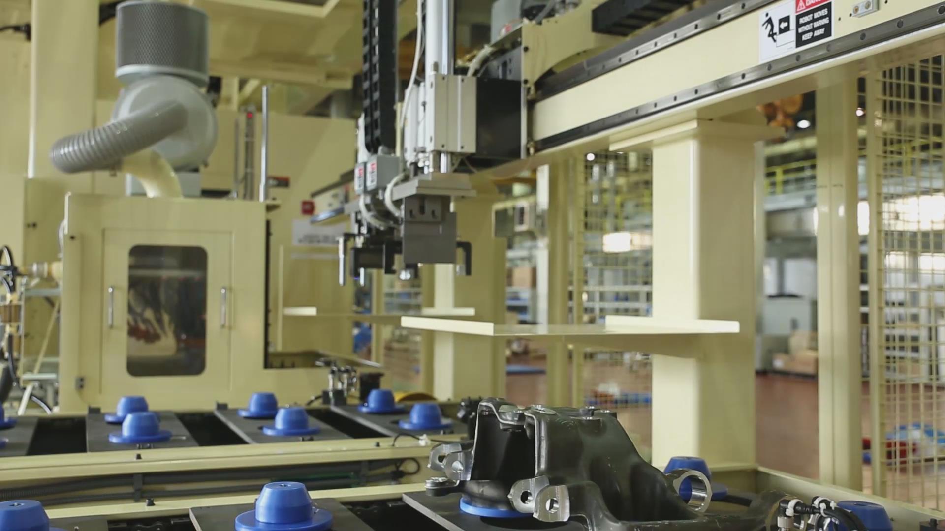 重型桁架机械手案例图片2