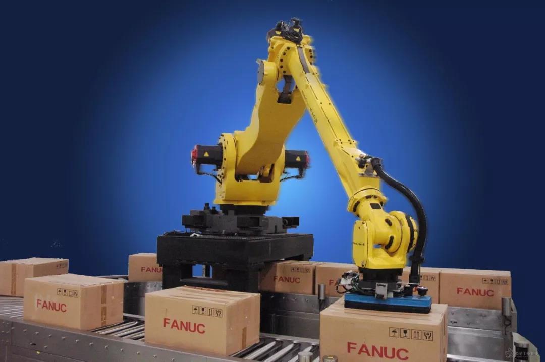 机器人重复定位精度