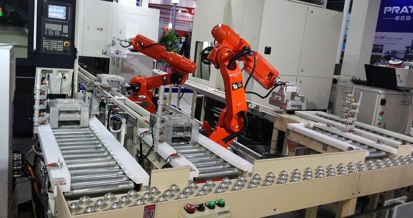 机器人防护等级