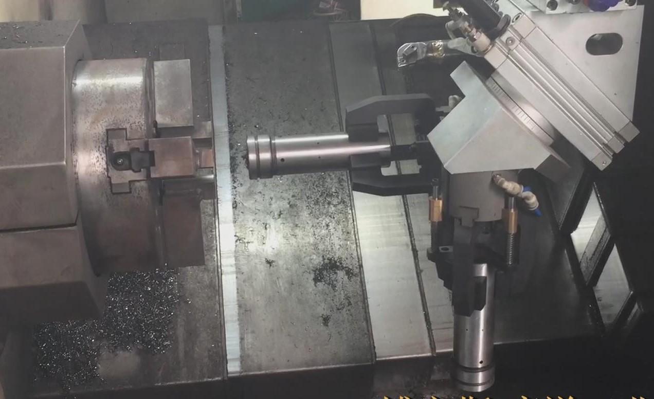 缸套加工车床机械手图片1