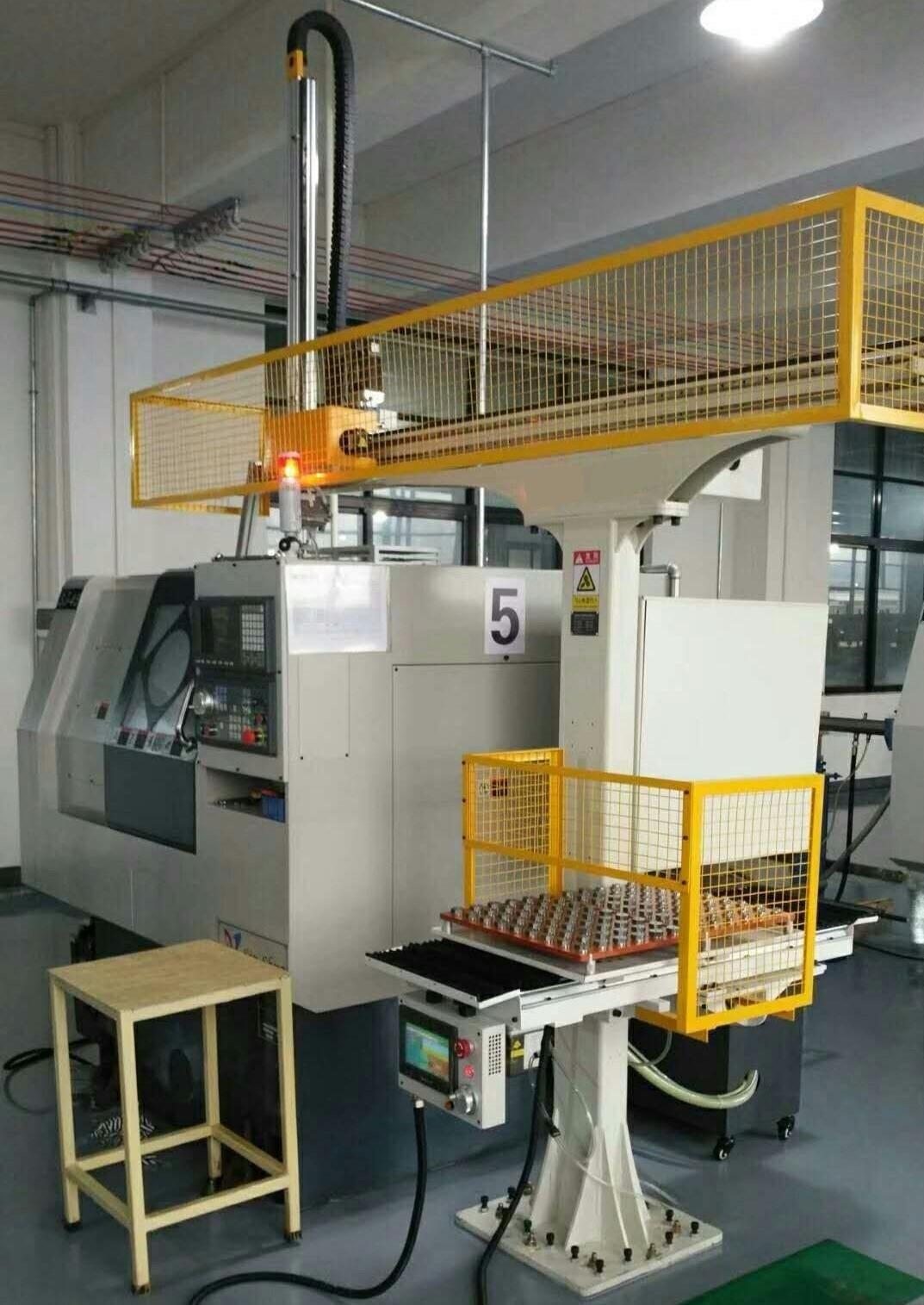 单机桁架机械手图片2