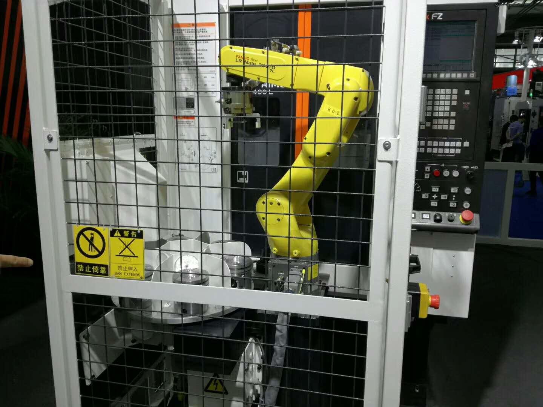 CNC机床上下料机器人
