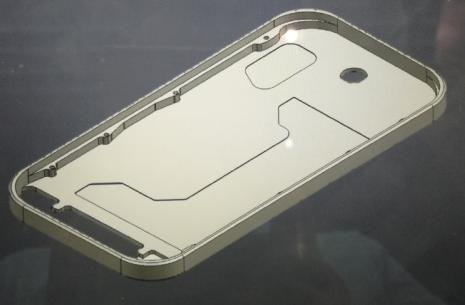 手机中框CNC加工